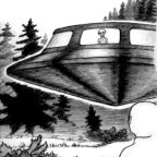 Controlled UFO manifestations and communications Part 1